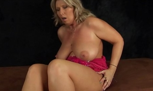 my big boob horny mom alone within reach home
