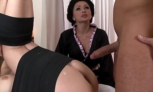 Japanese marque anal triumvirate in the matter of geishas ivana make less painful plus alice