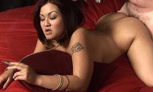 Leilani Li - Smoking Fetish within reach Dragginladies