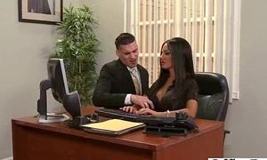 Office Slut Girl With Big Tits Perform Intercorse vid-13