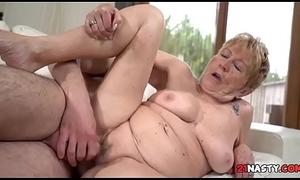 Grannys Pleasure - Malya, Rob