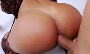 Fat Assed Tranny Brenda Castro Enjoys Anal