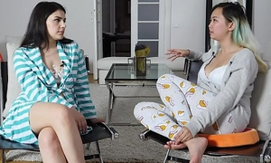 Homemade sex-tape with respect to busty natural Italian girl Valentina Nappi