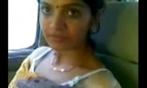 Cute Desi Bhabhi Show Milky Special There Car Less Darling
