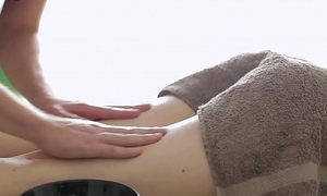 Massage-X - Anna Taylor anal heavens massage table