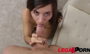 Sally detach from the Valley gets her tight Pussy Smashed till she Pops!
