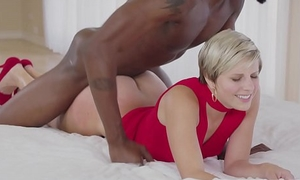 BLACKED Cheating wife Copulates One BBCs
