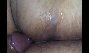 Had to Cum exceeding ass! Part 2 with a Creampie