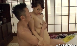 Mother i would like to fuck asian acquires fingered and fucked