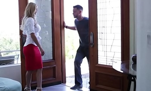 Lord it over stepmom pounded from behind