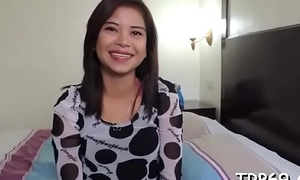 Perverted thai bitch gets treated unbelievably hard by a sexy dude